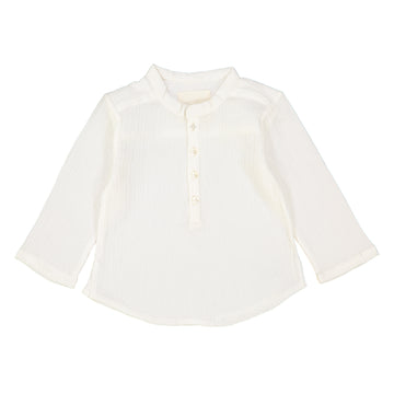 Grand-Pere Baby Off White Shirt