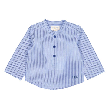 Grand-Pere Baby Striped Shirt