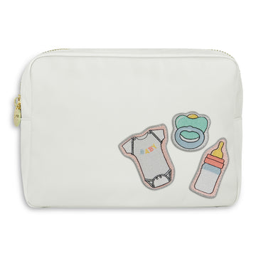 Baby Icons Large Pouch