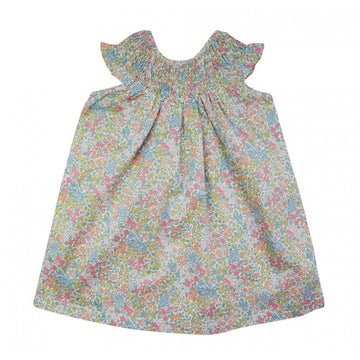 Joanna Louise Liberty Gathered Dress