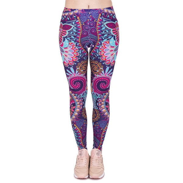 Leggings For Women Slim High Waist