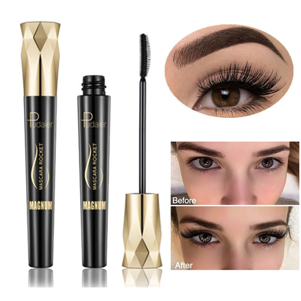 Mascara 4D Curling Volume Express Eyelashes Waterproof