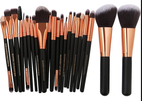 22pcs Beauty Makeup Brushes kit Eye Shadow Lip Blend