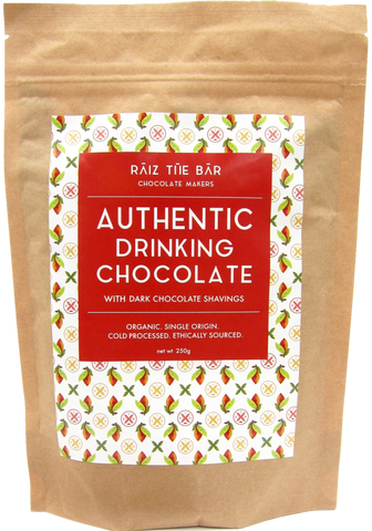 Authentic Drinking Chocolate