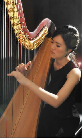 International Harp Concerts LIVE@HKA