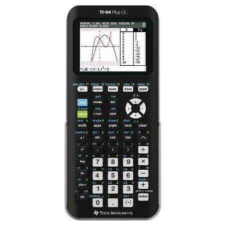 TI-84 Plus CE Handheld Calculator