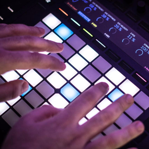 Electronic Dance Music Production (Ages 12-14/15-18)