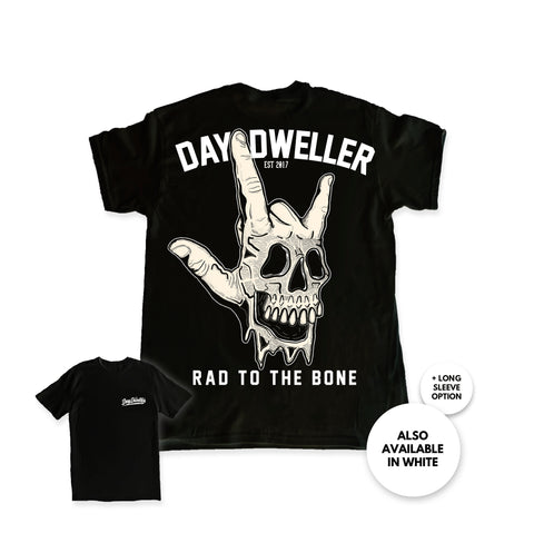 'Rad To The Bone' Tee