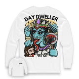 'Goddess of Destruction' Long Sleeve Tee