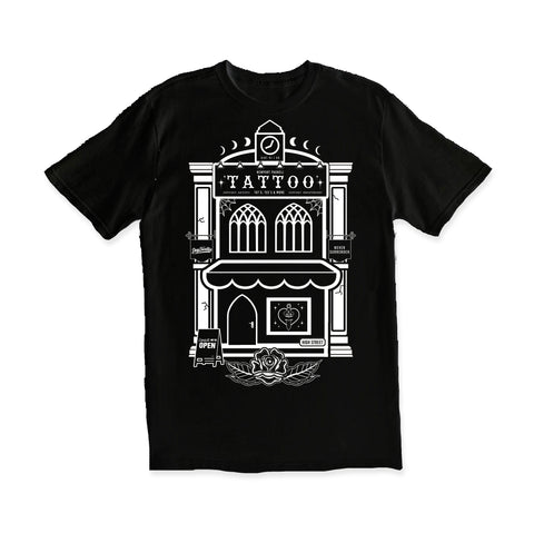 'Tattoo Shop' Tee