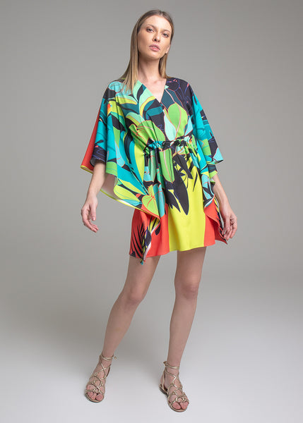 MINI KAFTAN PANAMÁ TROPICAL