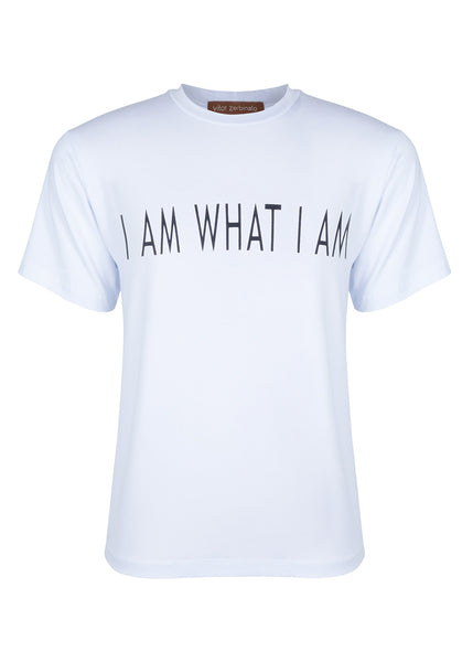 T-SHIRT I AM WHAT I AM