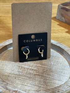 Mini Columbus Earring Collection