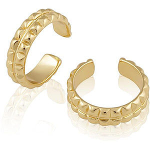 Studded Ear Cuff Set