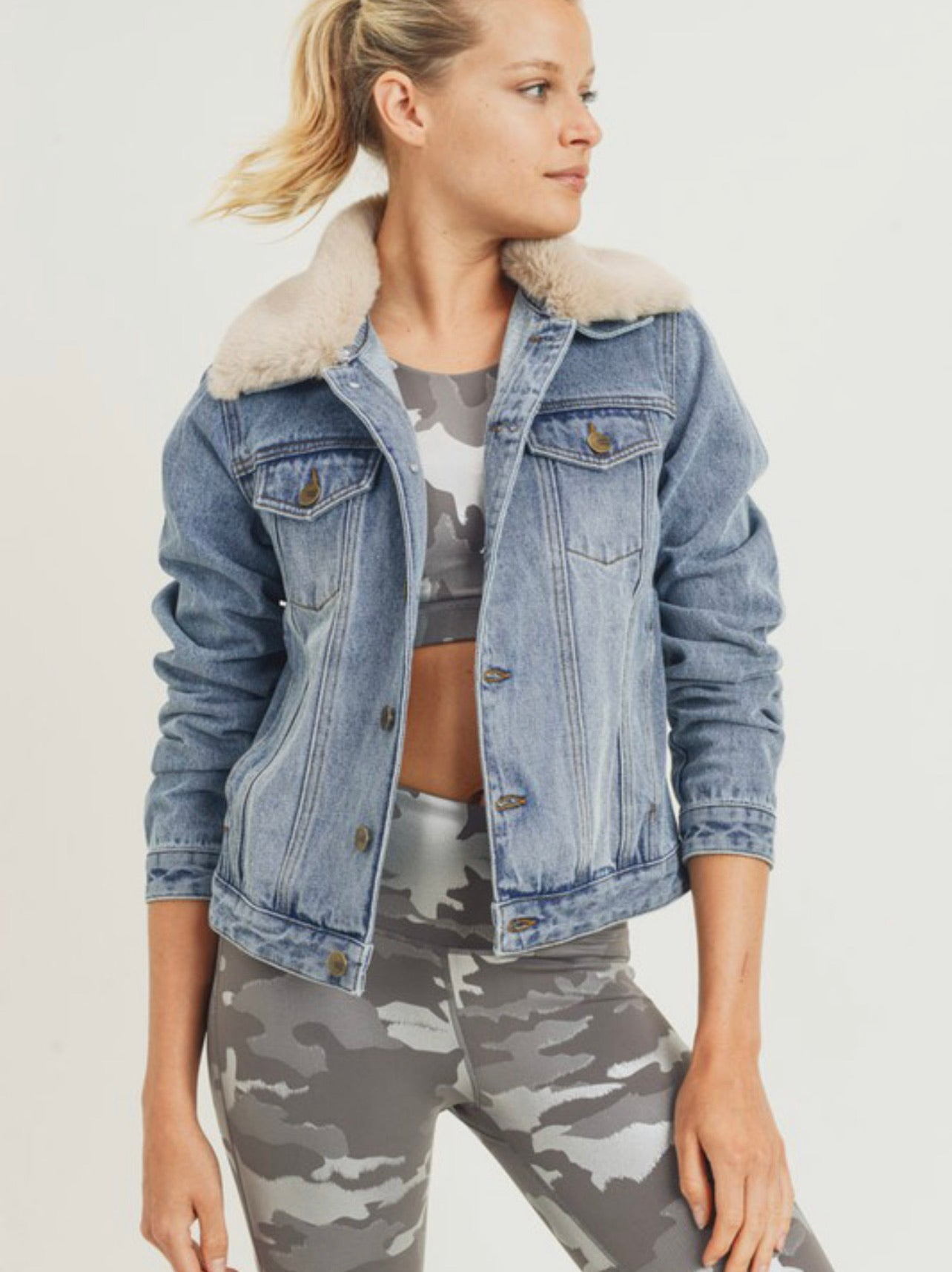 Denim and Diamonds Jacket