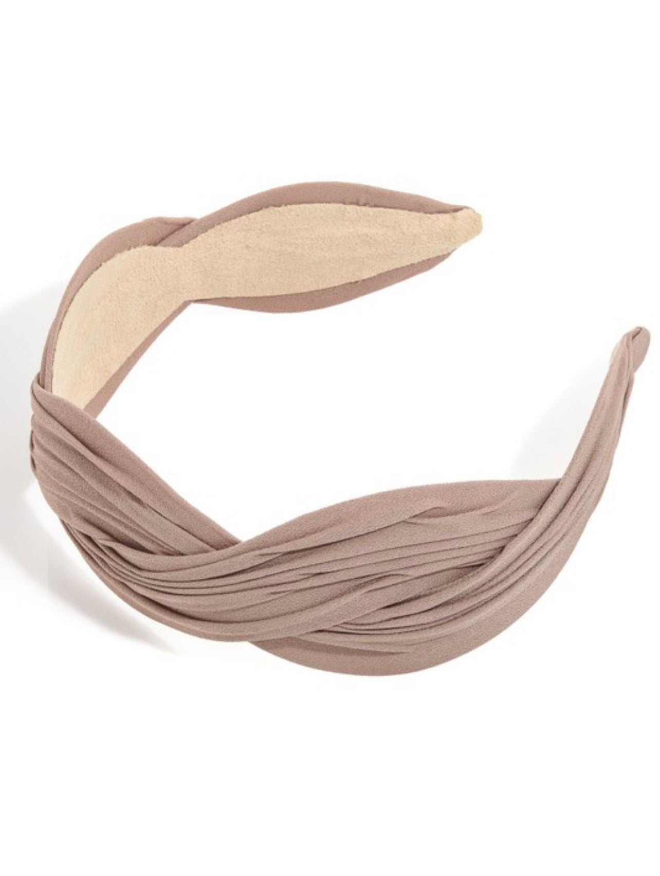 Taupe Twist Headband