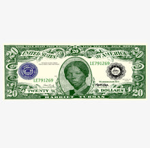 Load image into Gallery viewer, Tubman Twenty Dollar Bill Stickers