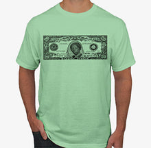 Load image into Gallery viewer, Tubman Twenty Full Bill t-shirt