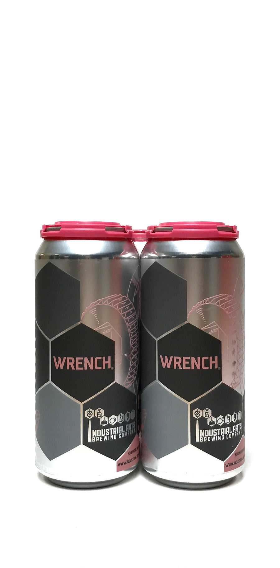 Industrial Arts Wrench IPA 16oz Can 4-Pack