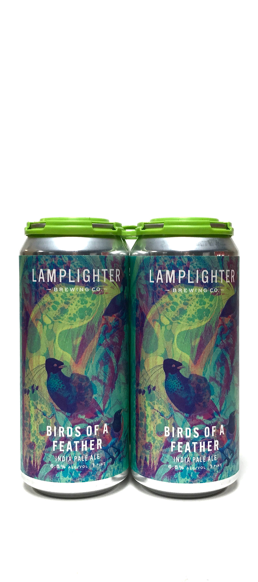 Lamplighter Birds of a Feather IPA 16oz Can 4-Pack