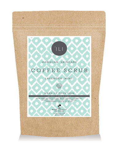 TRAVEL SIZE COFFEE SCRUB YLANG-YLANG