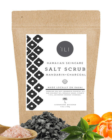 SALT SCRUB HIBISCUS + GRAPEFRUIT