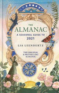 The Almanac is about celebrating the unfolding year in all its various facets. The old dependables included every year are back: moon phases, sun rises and sets, tide timetables and the sky at night. As ever there are seasonal recipes and monthly gardening tips for the flower and vegetable garden too, as well as a bit of folklore, and nature and a song for each month. This year's edition of the Almanac has a theme: movement, migration and pilgrimage.