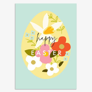 These lovely Easter cards are stylishly packed in a clear cello with a printed header.  Five 88 x 123mm little cards with five quality white envelopes.