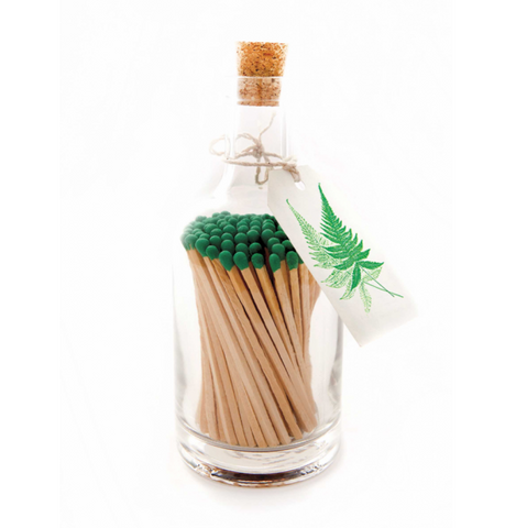 Decorative Match Bottles