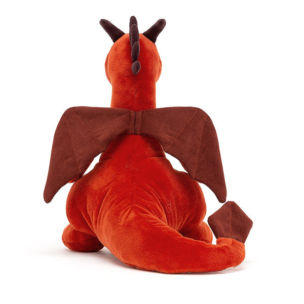 Jellycat Paprika Dragon Soft Toy