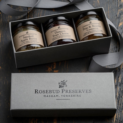 Rosebud Preserves - Fruit for Cheese