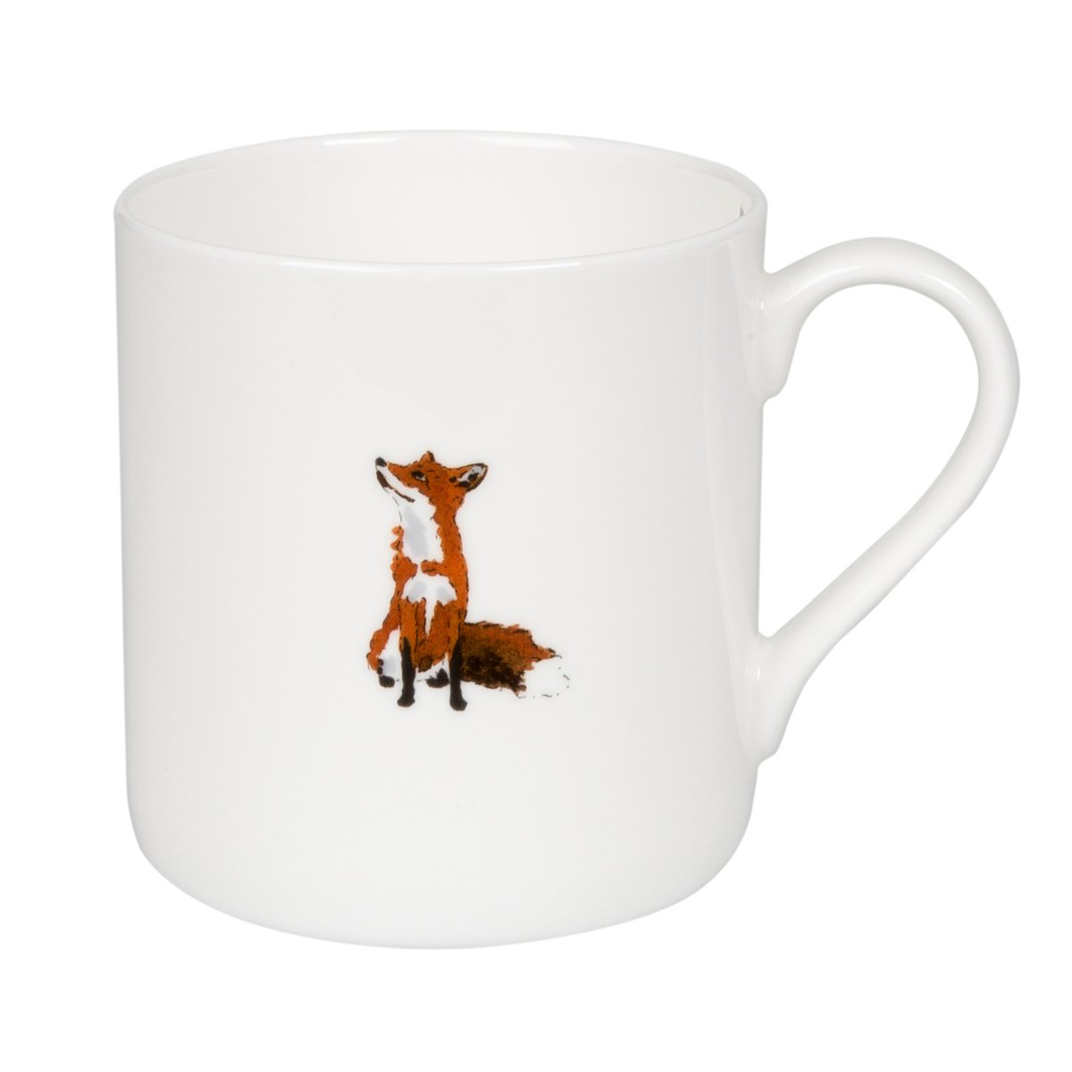 Foxes Solo Mug