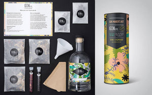 The Expert Gin maker's kit contains the ingredients and instructions to transform a clear spirit such as vodka into your own blend of compound gin. The kit will make three 750ml bottles of homemade gin; blends include classic, spiced and floral. Also included is a selection of gin toppers to enhance the flavour and aroma of your G&T. What could be cooler than handing across a glass of your own gin? And, with a knowing wink, casually mentioning that the gin has been infused by your own fair hands.