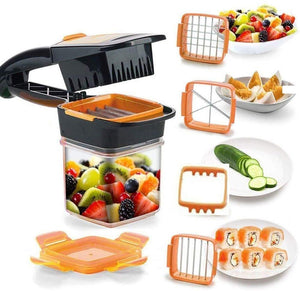 Multifunctional Fruit And Vegetable Chopper