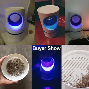 Non-Toxic UV Mosquito Killer Lamp Insect Trap
