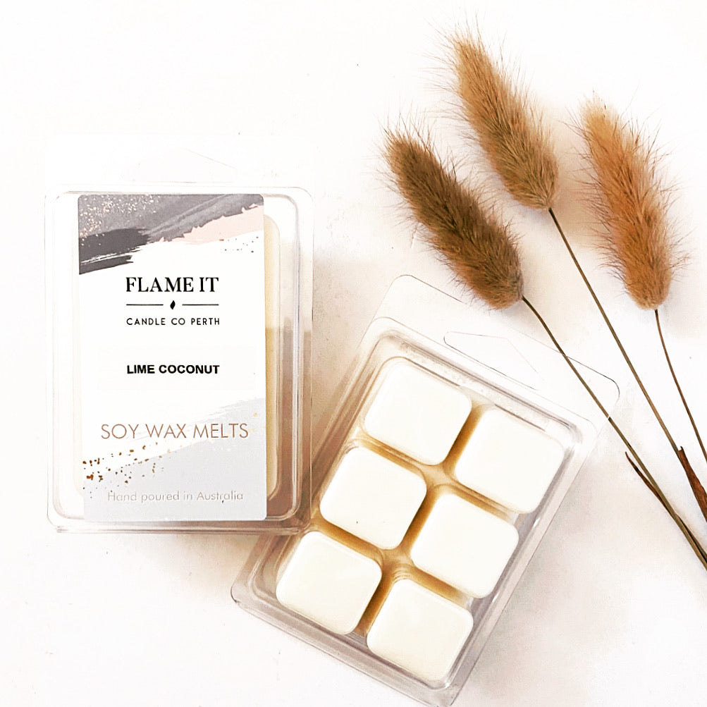 Soy Wax Melt 6 Pack