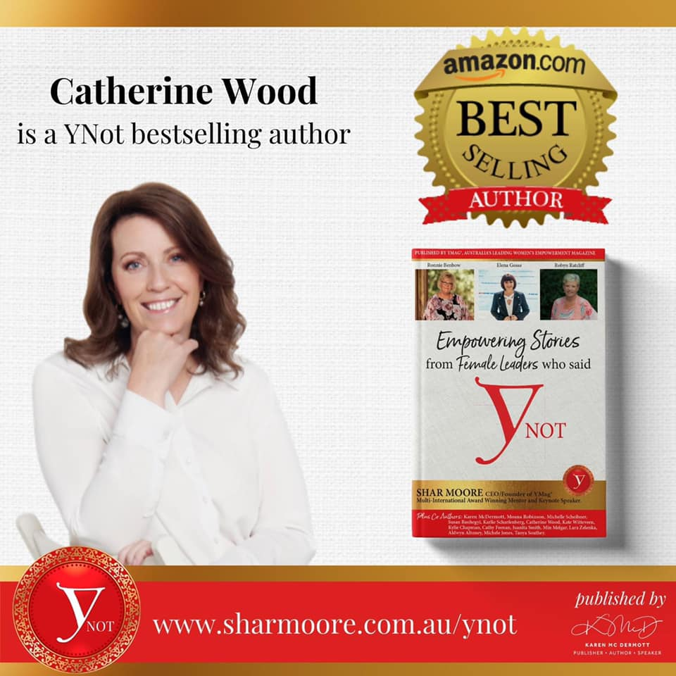 YNot Book Release - Empowering Stories from Female Leaders