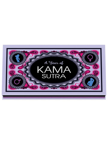 The Year of Kama Sutra Cards