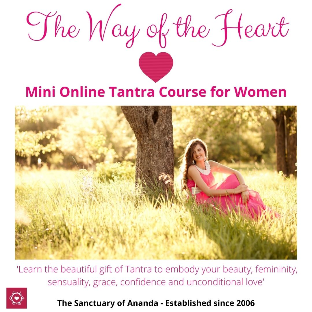 Mini Online Tantra Course for Women