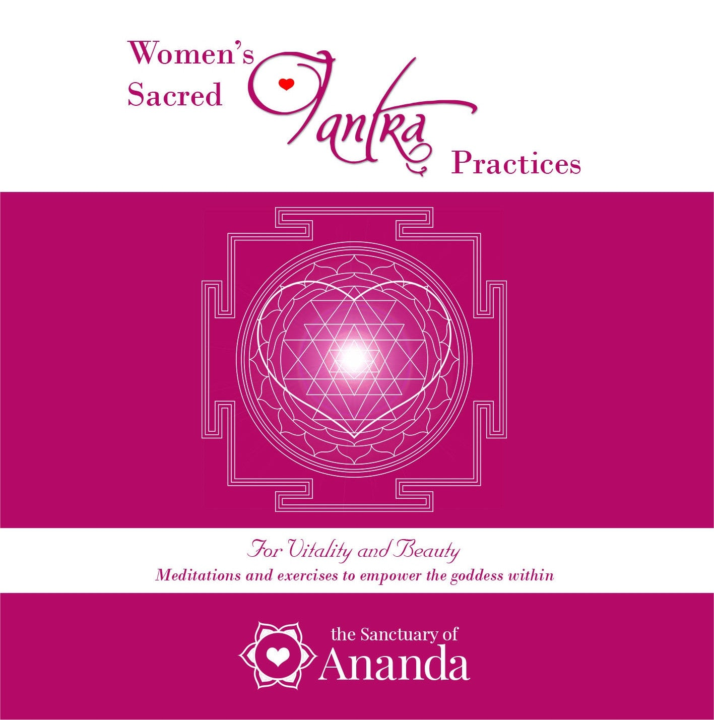 Women's Sacred Tantric Practices Digital Audio