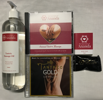Lovers Massage Gift Pack