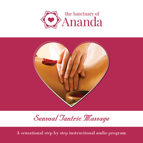 Tantric Massage Audio Program CD