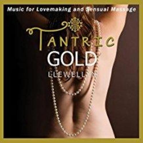 NEW Tantric Gold CD by Llewellyn