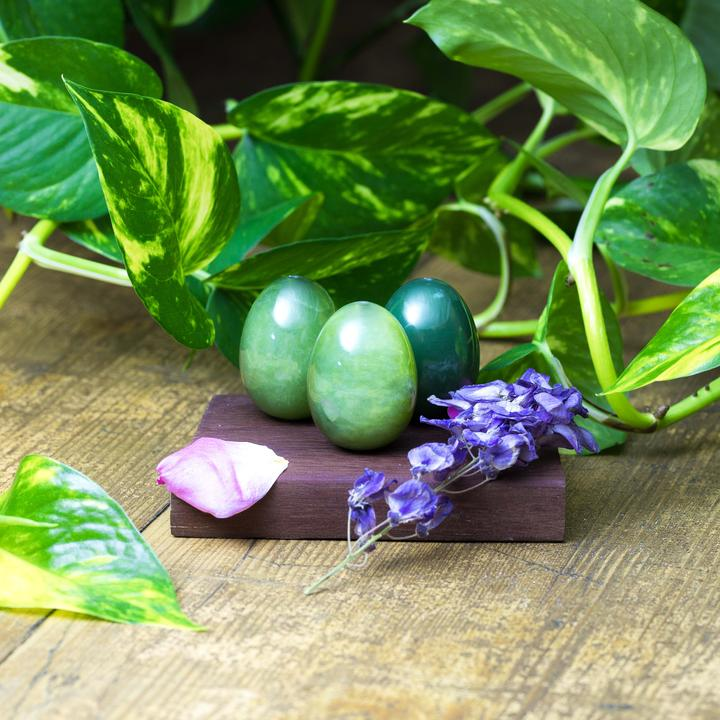 Free Audio Program on how to use a Jade Egg