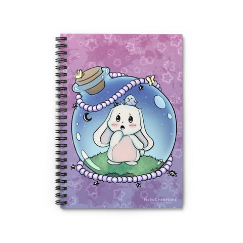 Mana Potion Spiral Notebook