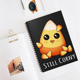 Still Corny Spiral Notebook