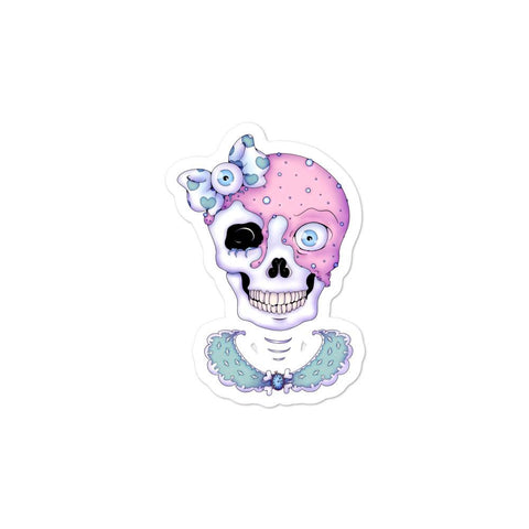 Little Candy Graveyard Sticker - NekoCreations