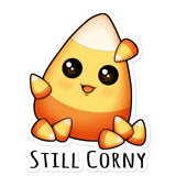 Still Corny Candy Corn Sticker - NekoCreations