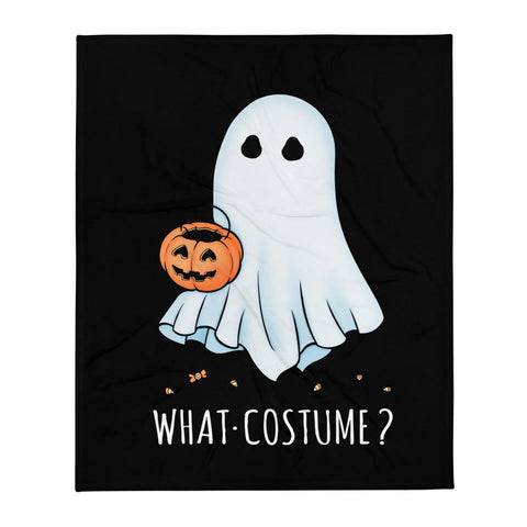 What Costume Throw Blanket - NekoCreations