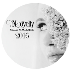 novelty bride  blair nadeau bridal adornments